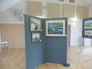 Coast exhibition at Thornham 3