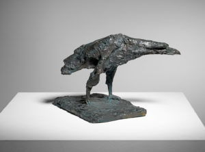 Elisabeth Frink, Bird, 1952. © Frink Estate and Archive / Photo:Ken Adlard
