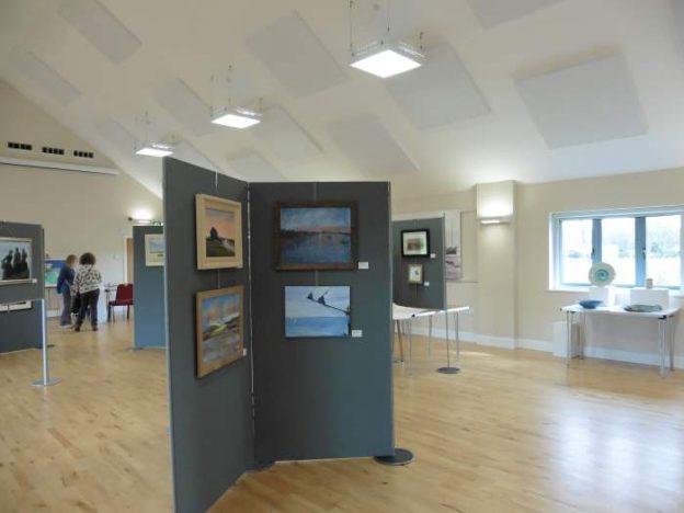 Coast exhibition view 1