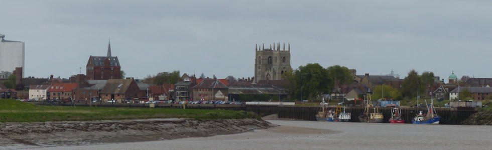 Photo of River Ouse at King's Lynn